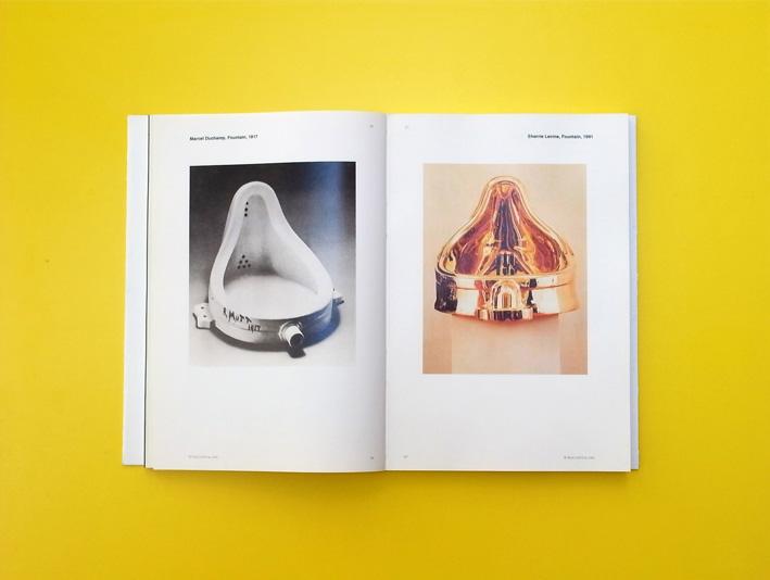 Marcel Duchamp vs. Sherrie Levine